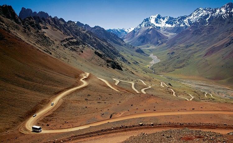 Aluguel de carro no Chile - Dicas