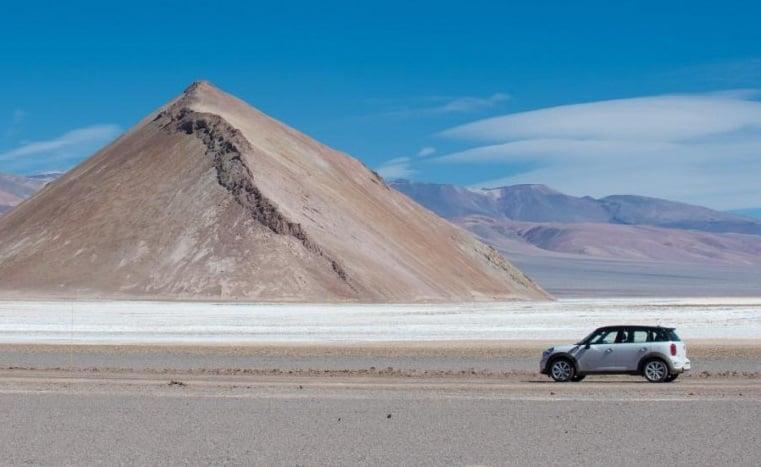 Modelos de carro no Chile