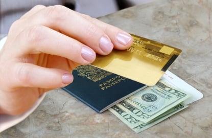 Melhor forma de levar dinheiro para Santiago: Usando o cartão de crédito em Santiago