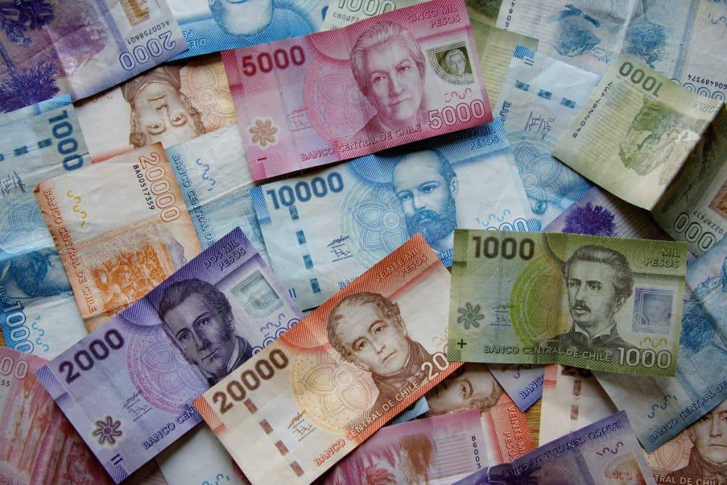 Melhor forma de levar dinheiro para Santiago: Dinheiro vivo e pesos chilenos em espécie