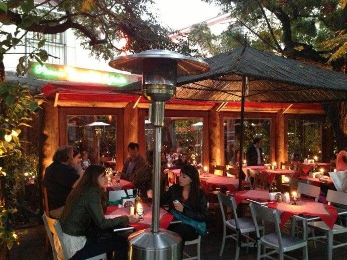 Restaurante Tiramisu, Santiago