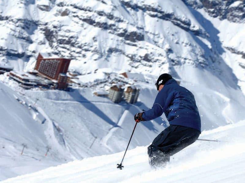 Quanto custa visitar o Valle Nevado?