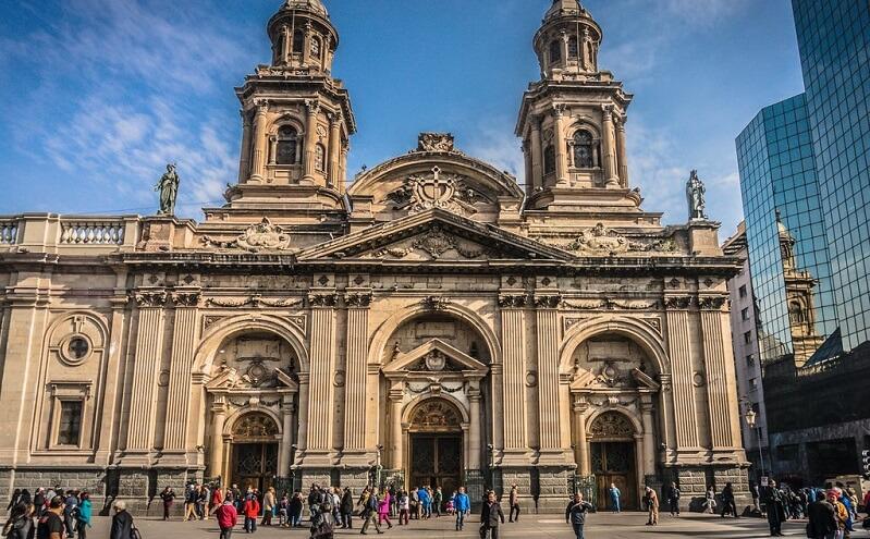 Catedral Metropolitana de Santiago do Chile