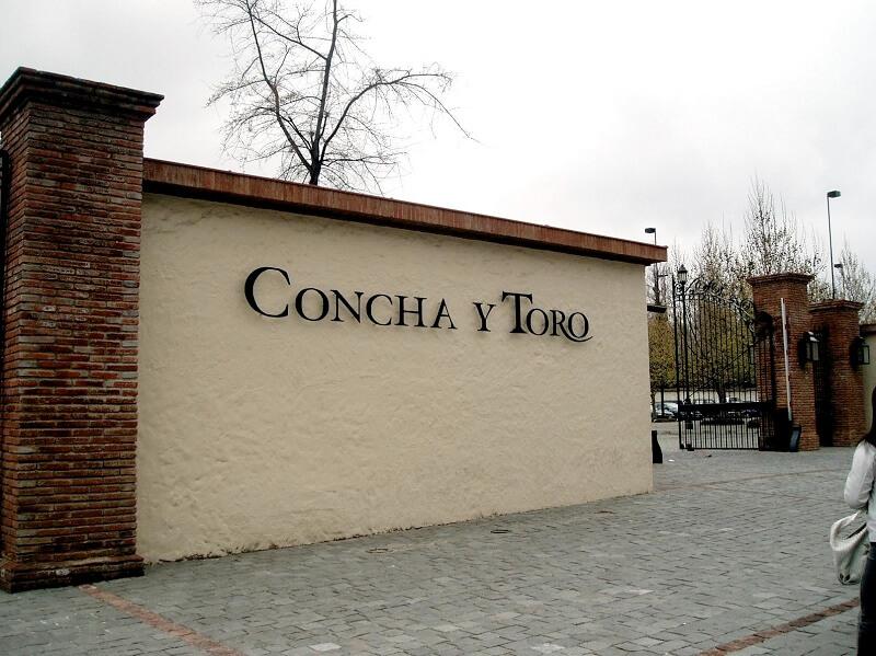 Vinícola Concha Y Toro - Chile