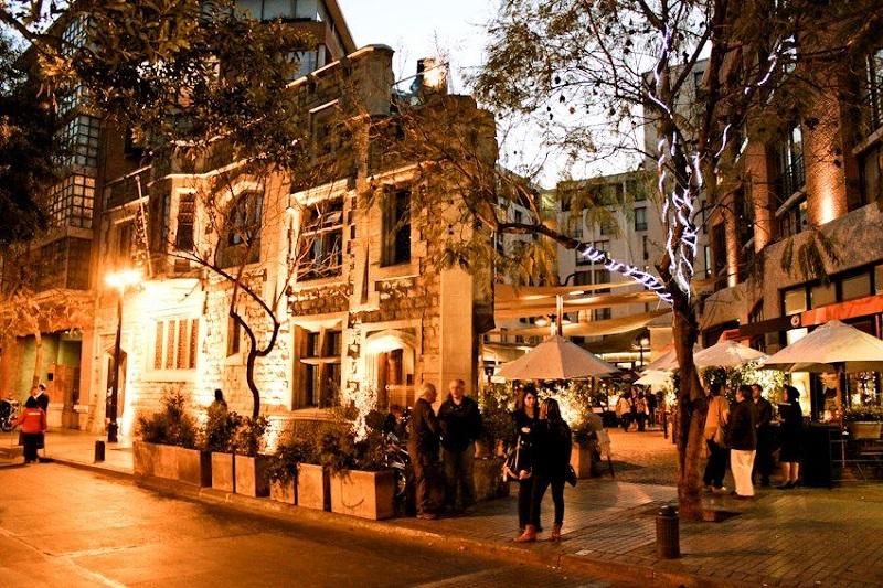 Região para se hospedar em Santiago do Chile: Lastarria