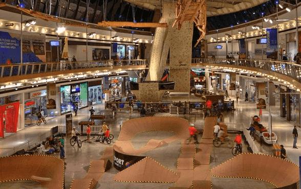 Mall Sport Santiago Chile
