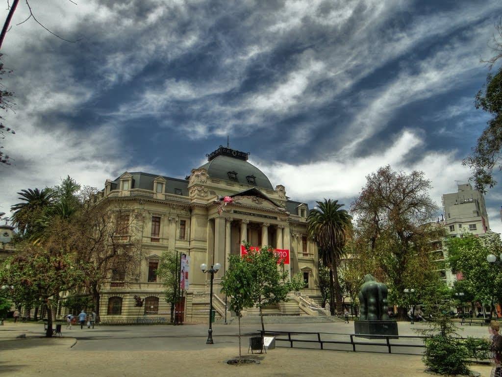 Museus em Santiago do Chile