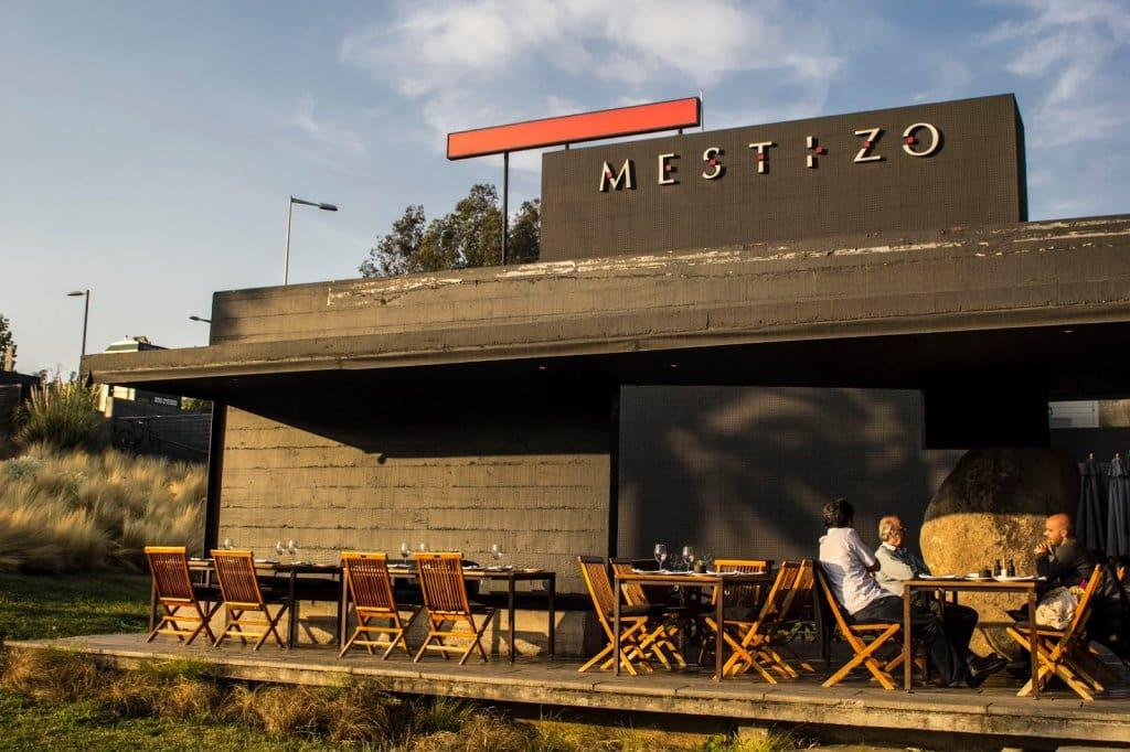 Restaurante Mestizo, Santiago