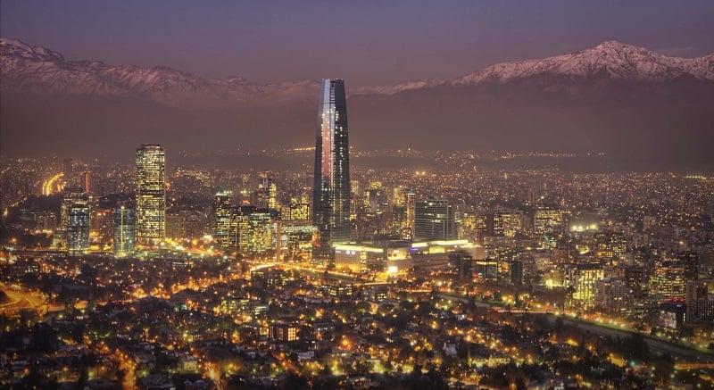 Passeio para Vinã del Mar e Santiago, Valparaíso