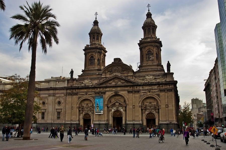 Catedral Metropolitana do Chile
