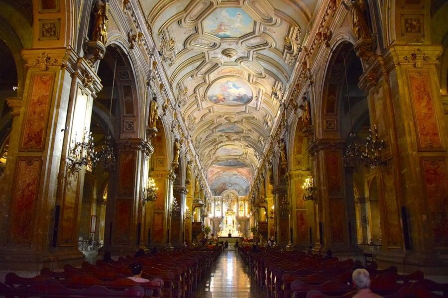 História da Catedral Metropolitana do Chile