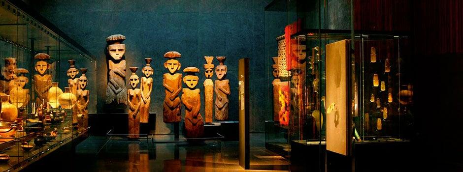 História do Museu Chileno de Arte Pré-Colombiana