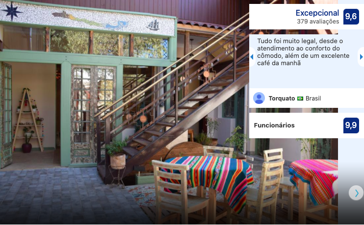 Eco-Hostal Tambo Verde em Santiago do Chile
