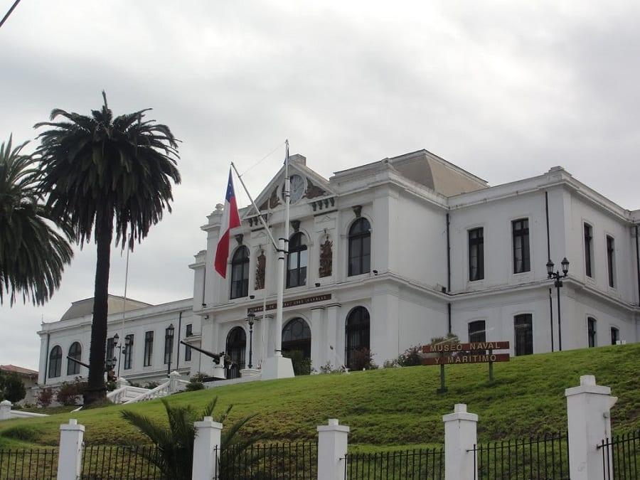 Museu Naval e Marítimo em Valparaíso