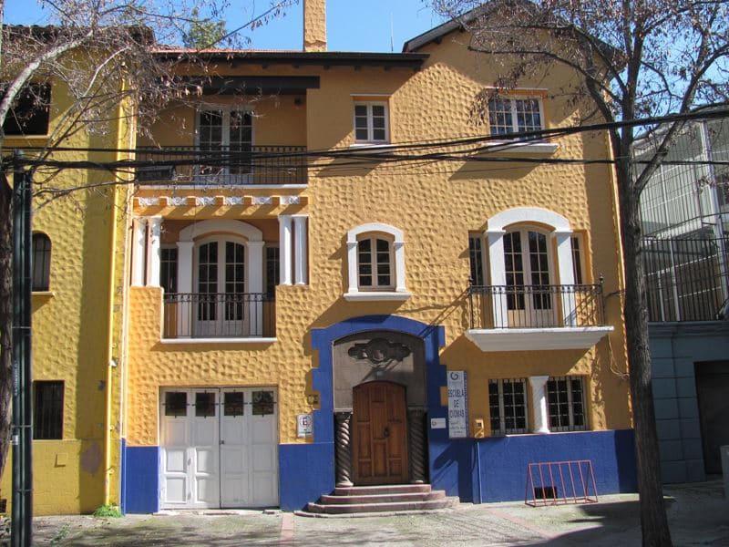Estudar espanhol na Escuela de Idiomas Tandem em Santiago no Chile
