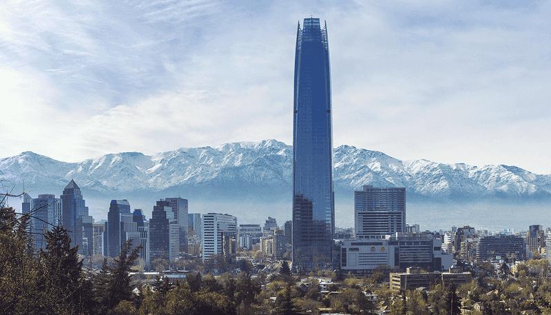 Dia 3 em Santiago do Chile