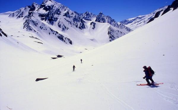 Esquiar em Santiago do Chile