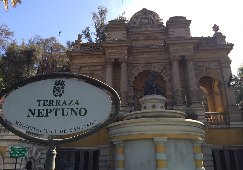 Idioma em Santiago