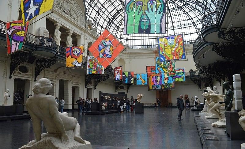 Visita ao Museu Nacional de Belas Artes