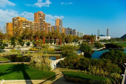O que fazer no verão em Santiago do Chile