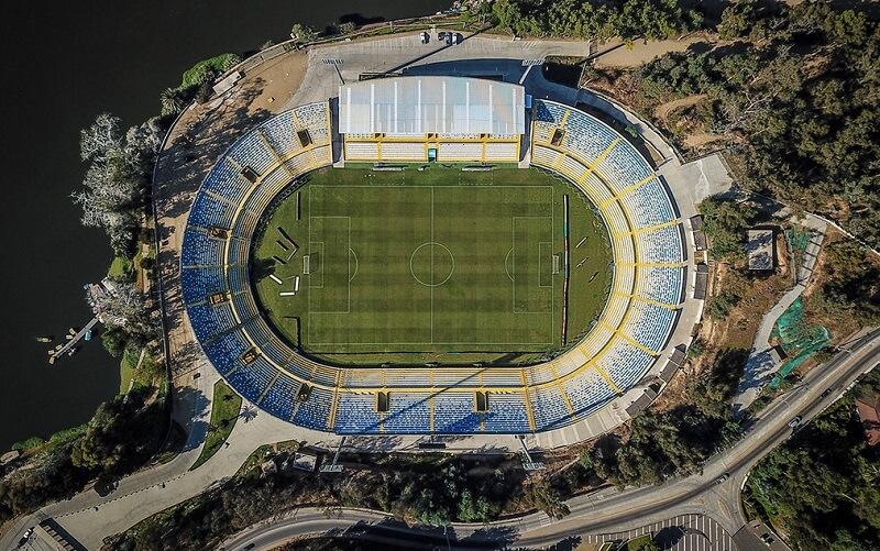 Estádio Sausalito em Viña del Mar