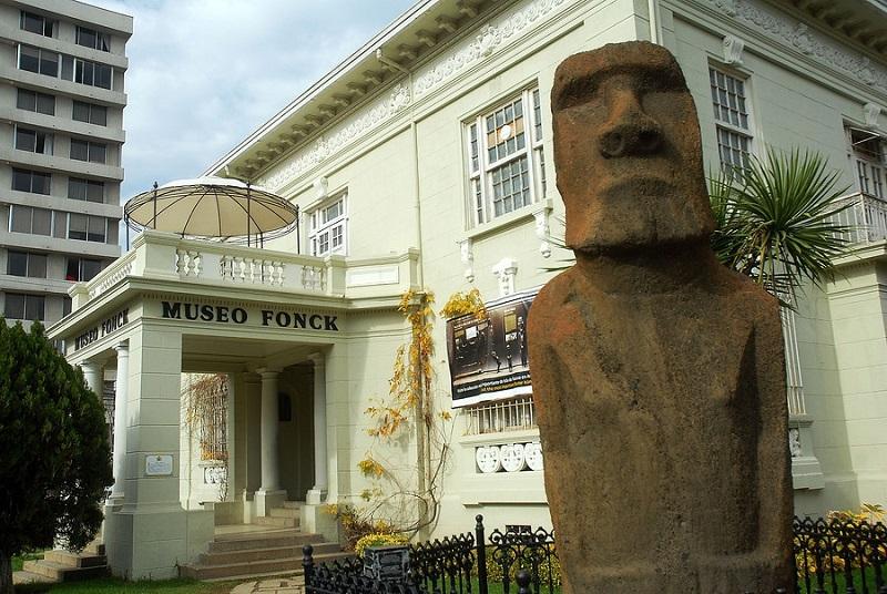 Museu de Arqueologia e História Francisco Fonck