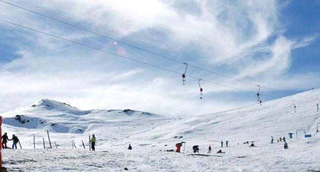 Quanto custa visitar a estação de esqui Farellones?