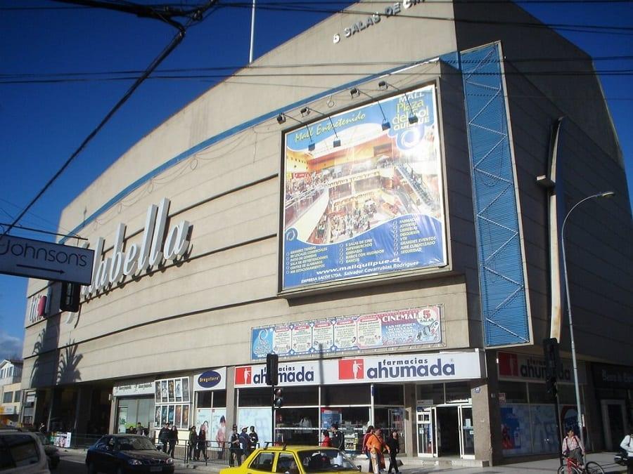 Compras no Mall Plaza del Sol Quilpue em Valparaíso