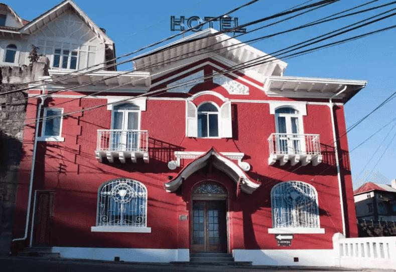 Dicas de hotéis em Viña del Mar