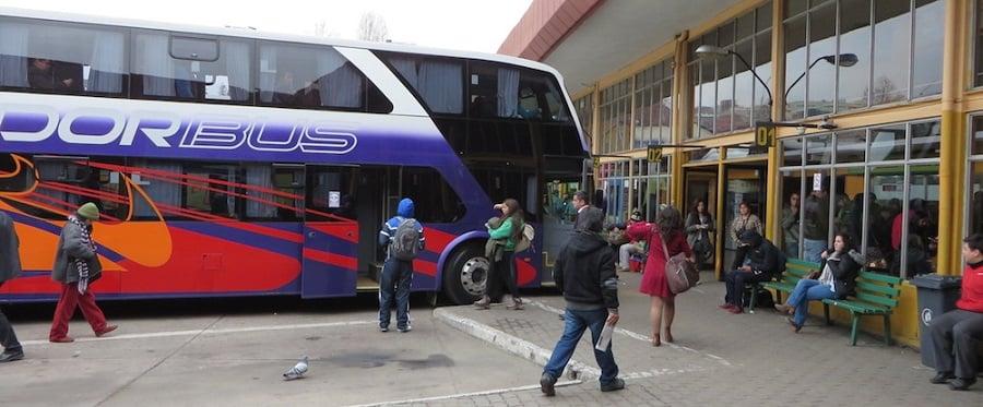 Como ir de Santiago do Chile a Valparaíso de ônibus