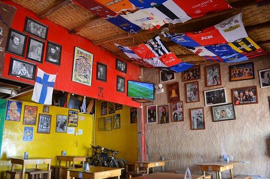 Bar ChelaCabur em San Pedro de Atacama