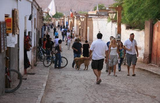 O que fazer com crianças em San Pedro de Atacama