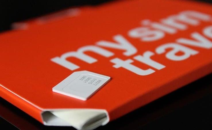 Chip Pré Pago Internacional de celular Mysimtravel