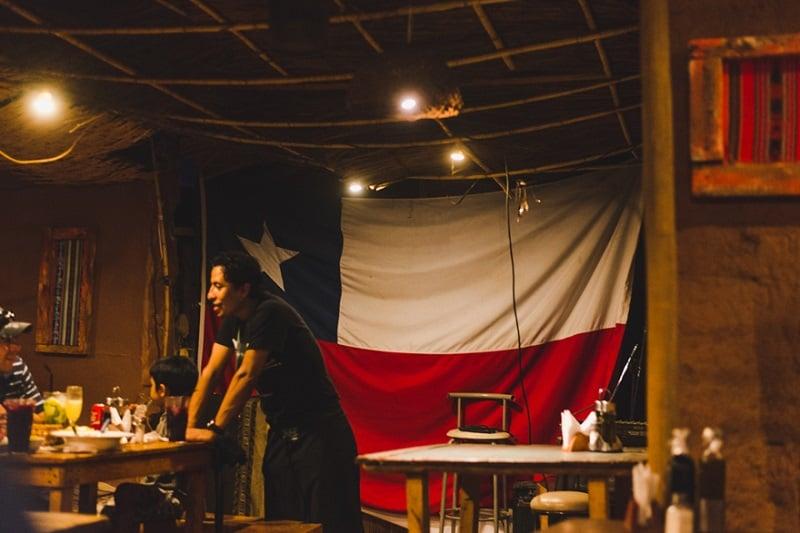 Bares em San Pedro de Atacama