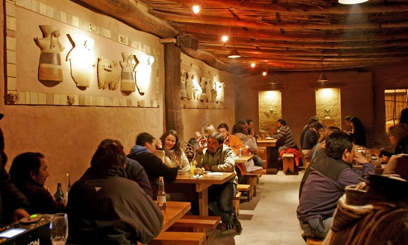 Restaurantes em San Pedro de Atacama
