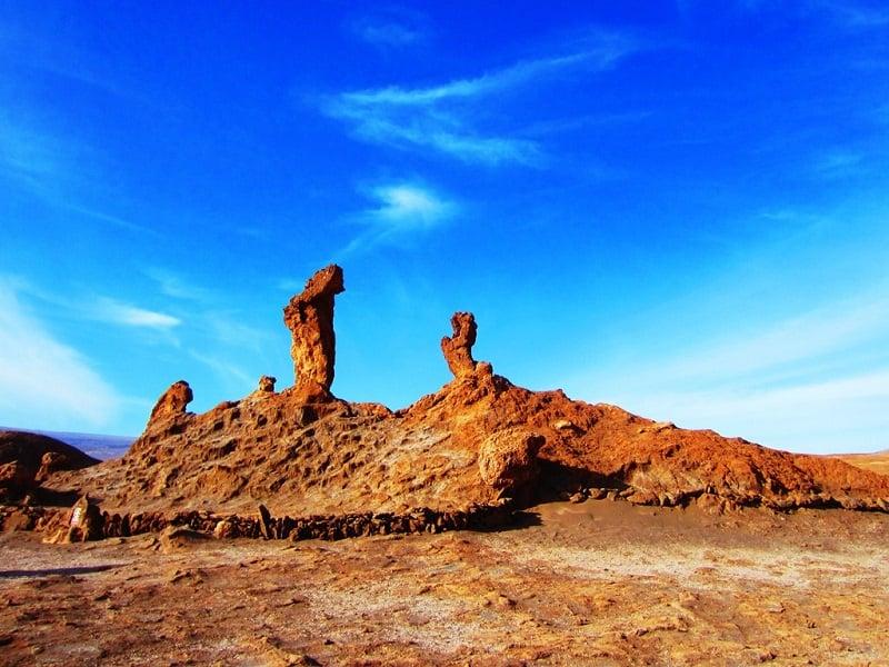Roteiro de 1 dia em San Pedro de Atacama