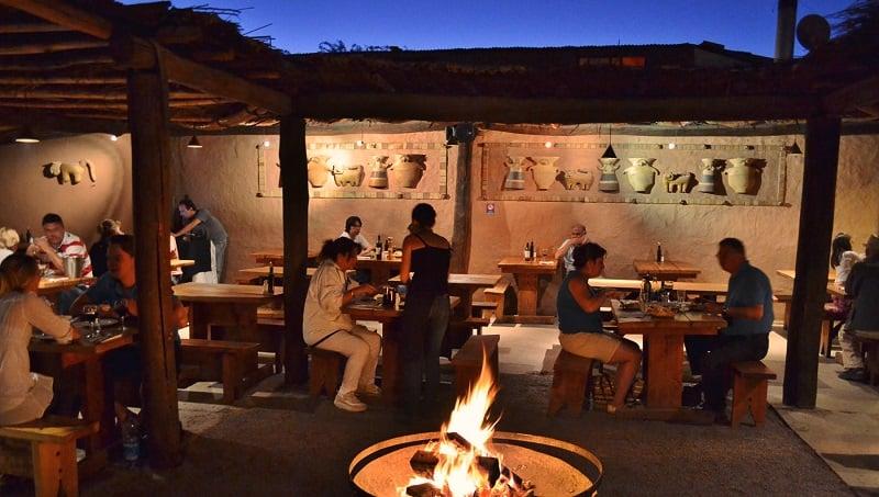Bares e restaurantes de lua de mel em San Pedro de Atacama