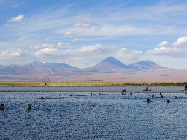 Mapa turístico de San Pedro de Atacama