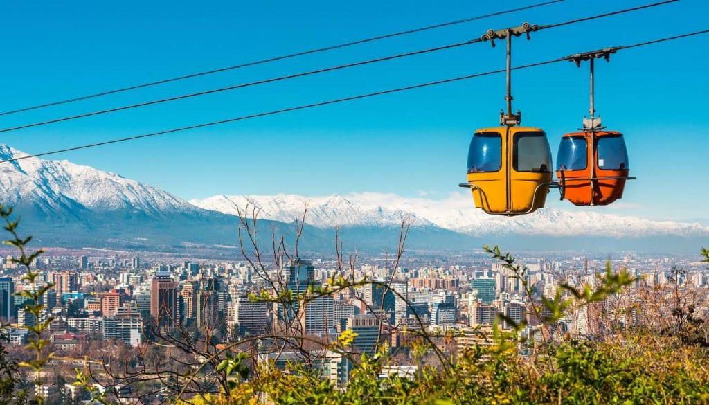 Quantos dias ficar em Santiago do Chile?