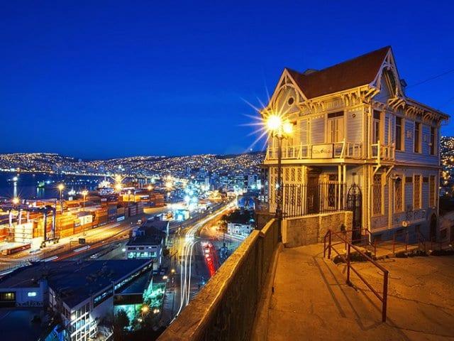Onde ficar em Valparaíso