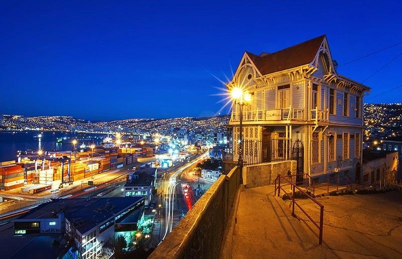 Quantos dias passar em Valparaíso afinal?