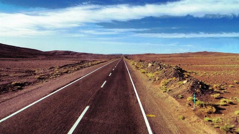 Como ir de carro do Aeroporto El Loa até o centro de San Pedro de Atacama