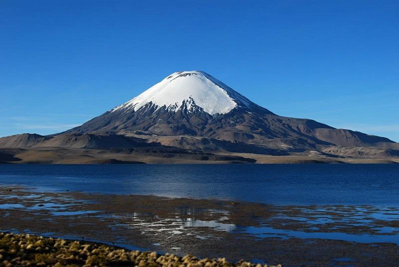 Vulcão Lascar em San Pedro de Atacama