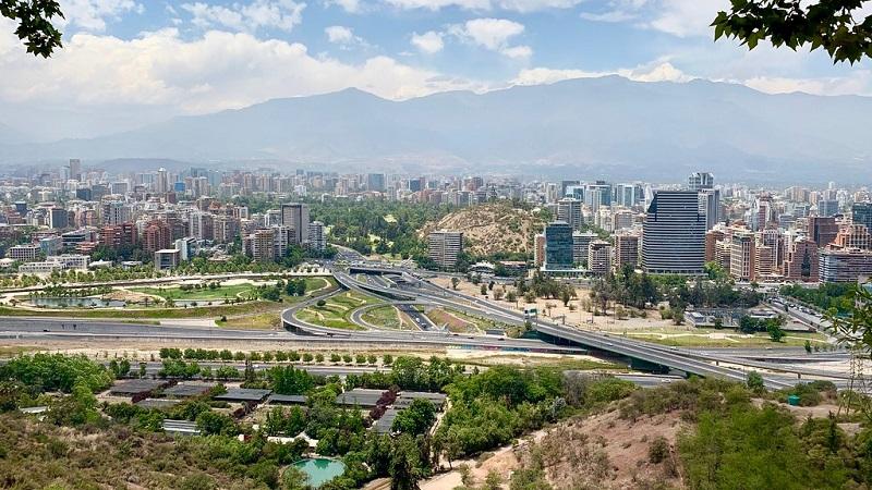 Santiago do Chile - Verão