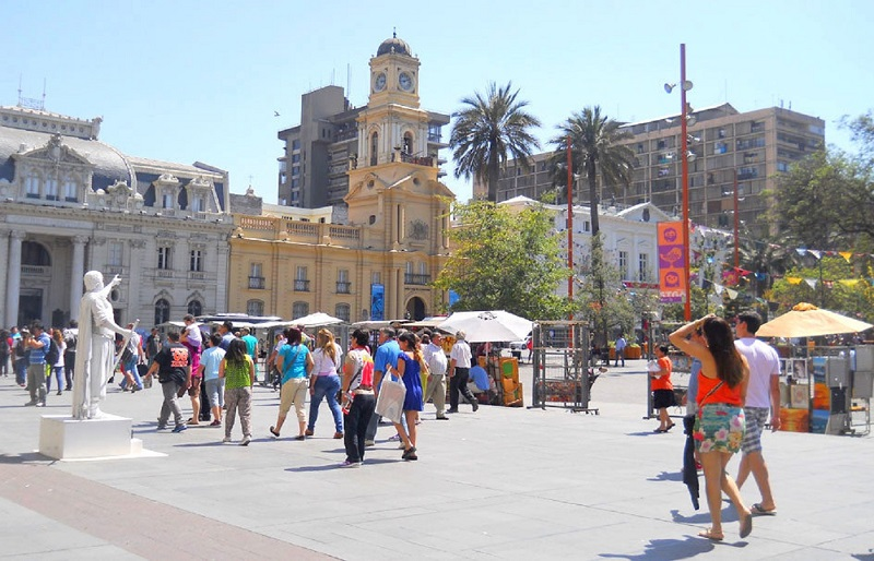City Tour - Chile