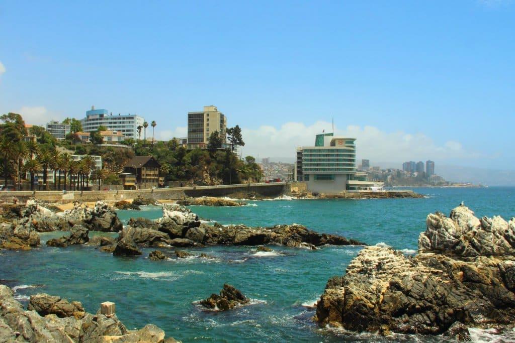 Excursão para Valparaíso e Viña del Mar