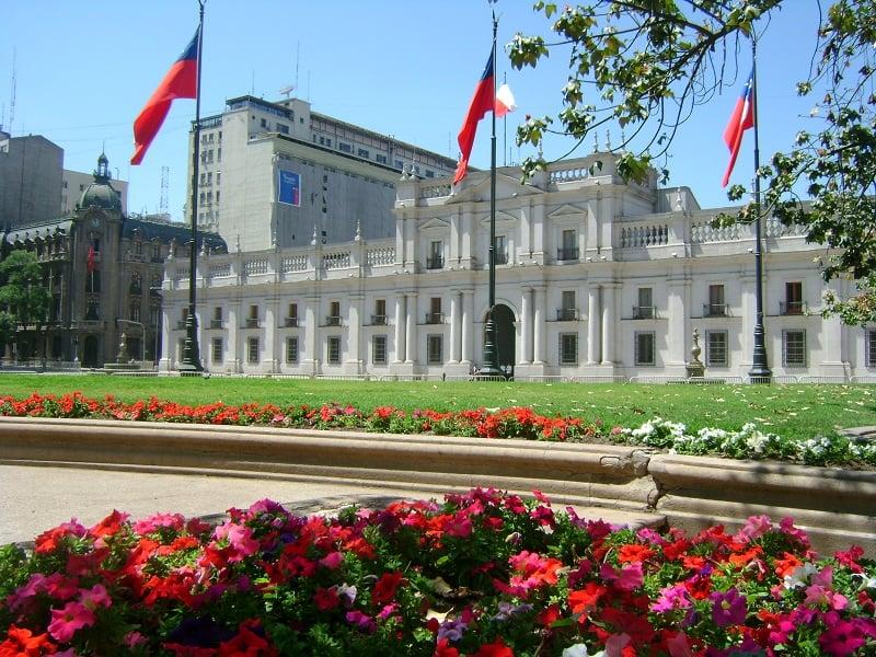 O que ver no City Tour em Santiago
