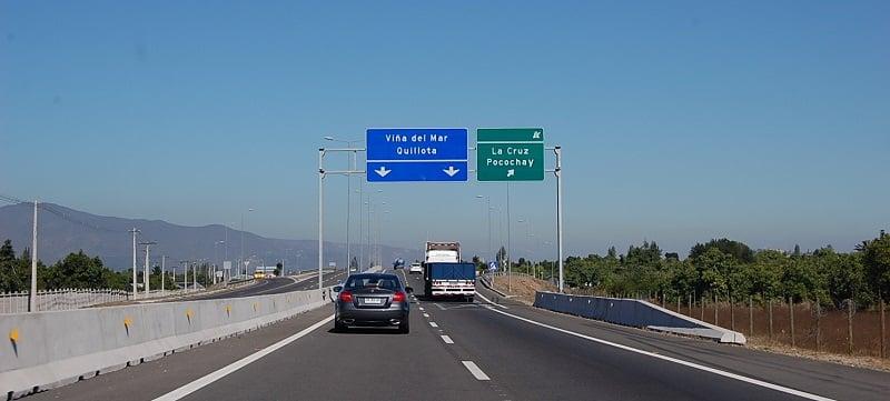 Como ir do aeroporto de Santiago até Viña del Mar