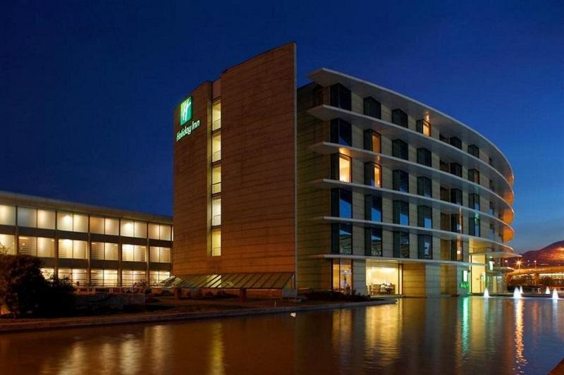 hotel Holliday Inn - Aeroporto de Santiago