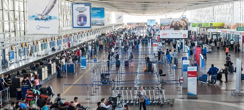 Aeroporto Internacional Comodoro Arturo Merino Benítez